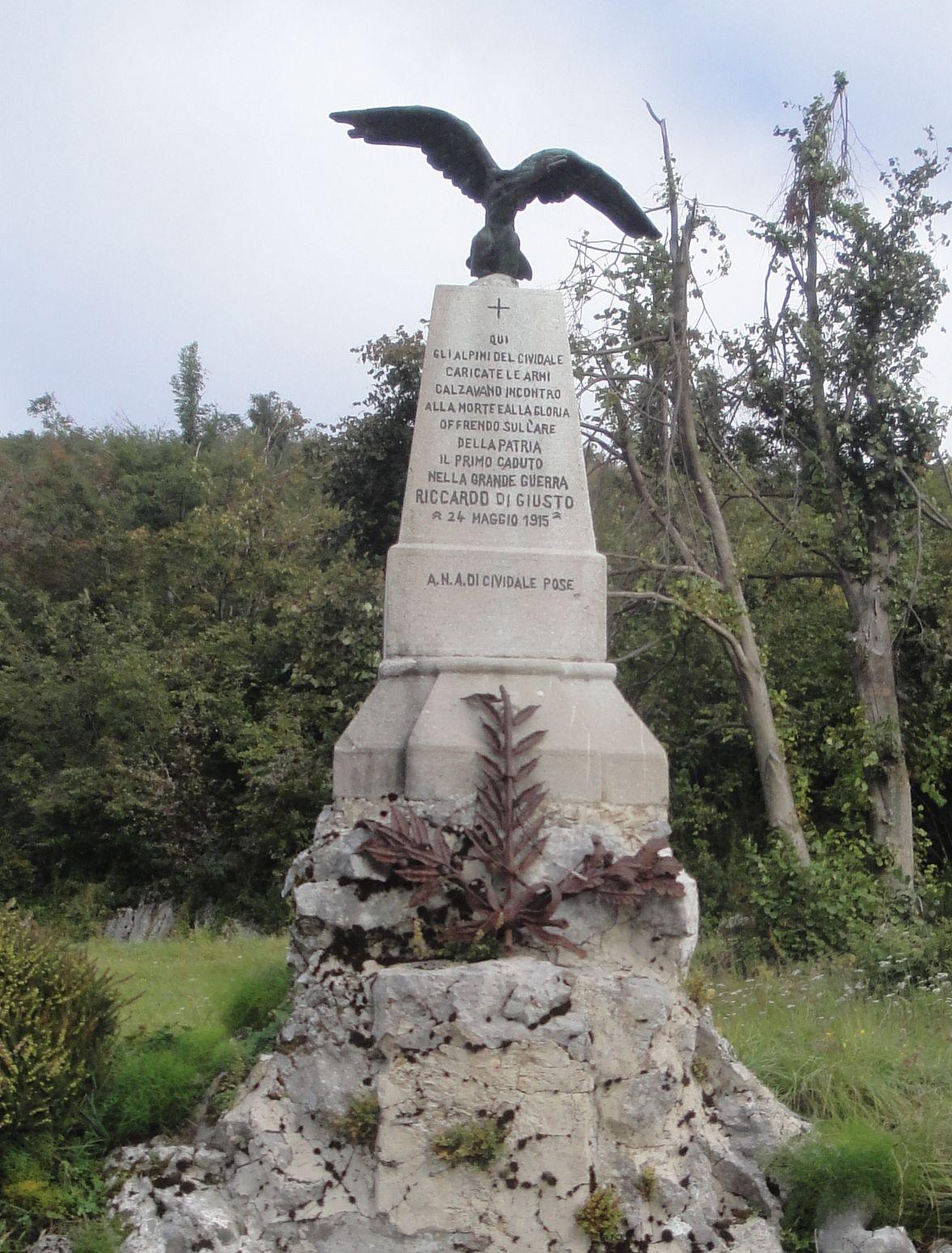 monumento giusto